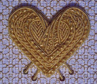 goldwork | Labels: ANG , goldwork , happy dance