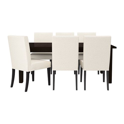 17 best images about dining room on pinterest extension for Ikea stornas table