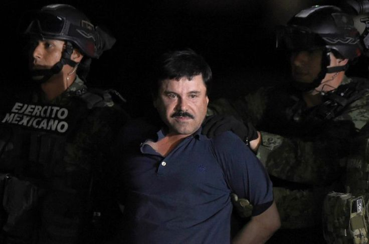 Drug lord El Chapo healthy and learning English in jailRead full details