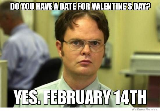 Anti Valentines Day Memes - Single On Valentine's Day Problems - Seventeen