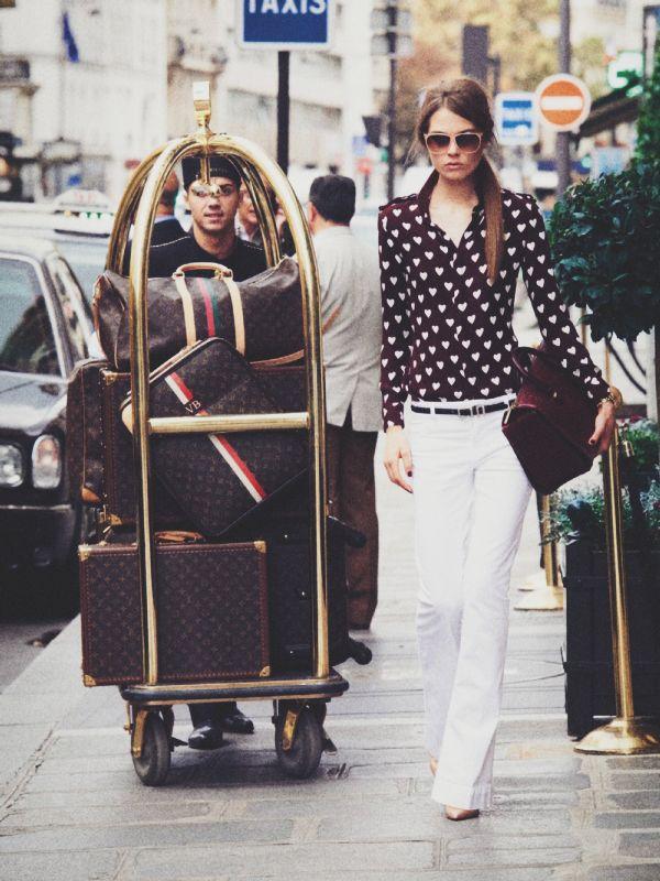 {fashion inspiration | editorial : caroline brash nielsen for vogue paris}