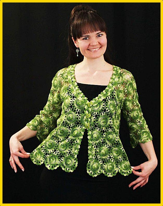 Mis Manos Tejidos Mas Con Pastillas Crochet