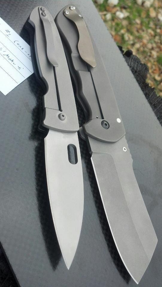 Knives.....