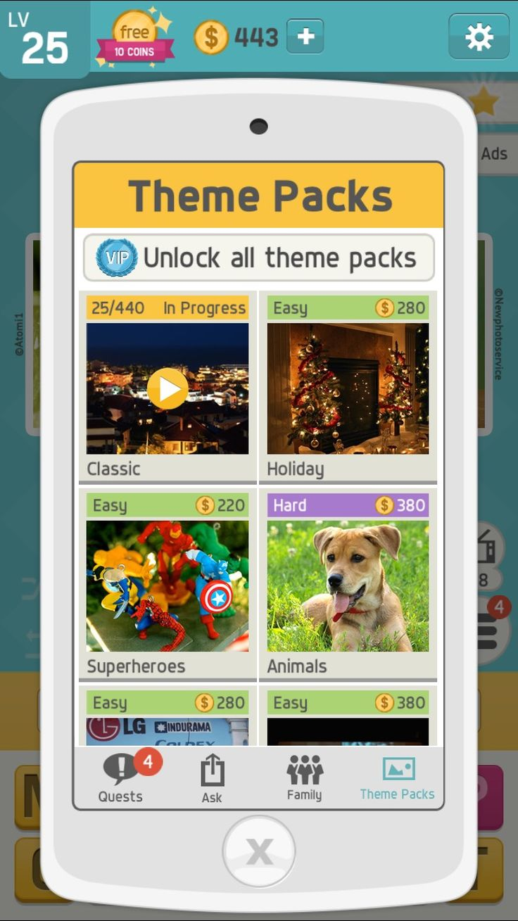 Enjoying Pictoword? If you're done with the Classic Pack