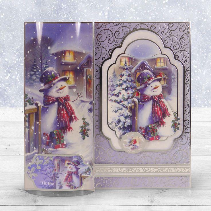 Snowy Season - Hunkydory | Hunkydory Crafts