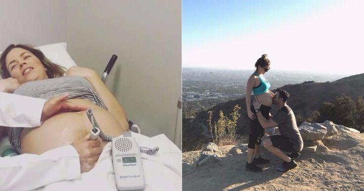 Ximena Duque pide consejos para superar los dolores de espalda durante el… #Farándula #doloresdeespalda #embarazo #JayAdkins #XimenaDuque