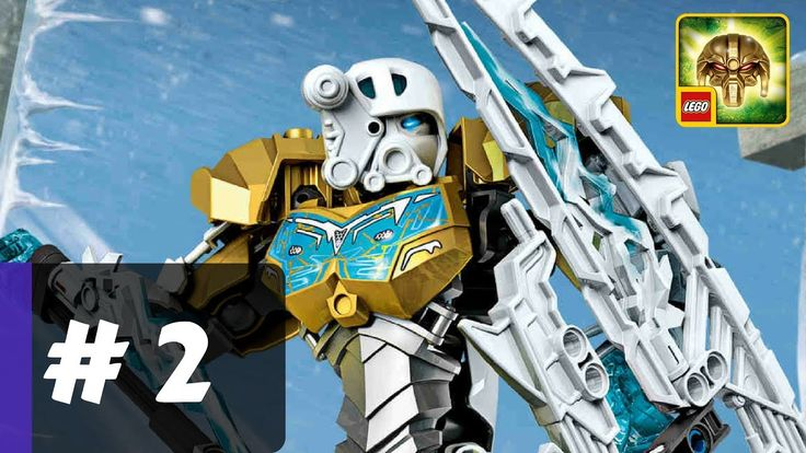 Lego Bionicle 2 Andriod/IOS Gameplay Part 2 || Lego Bionicle Games
