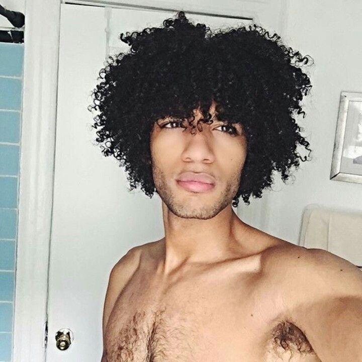 Taglio Capelli Afro Uomo  2022