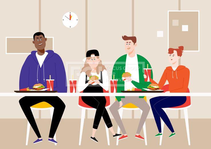 SILL220, 프리진, 일러스트, 생활, 음식, 사람, 사람들, 라이프, 스타일, 벡터, 에프지아이, 심플, 남자, 여자, 캐릭터, 실내…