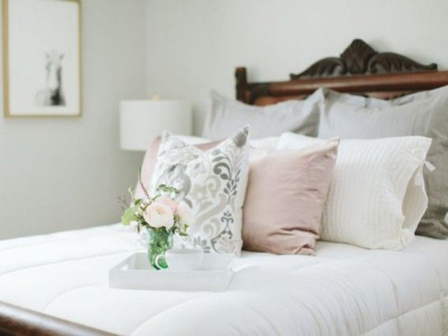 6 Simple Ways To A More Tranquil Bedroom