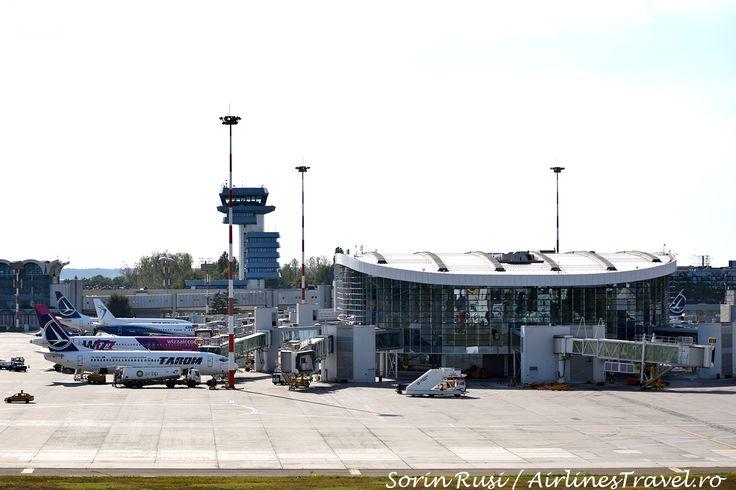 TOP 10 Aeroporturi din România, după traficul de pasageri din 2017