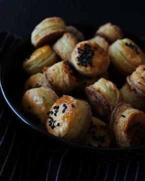 M's Bakery: Pogačice od feta sira i vlasca