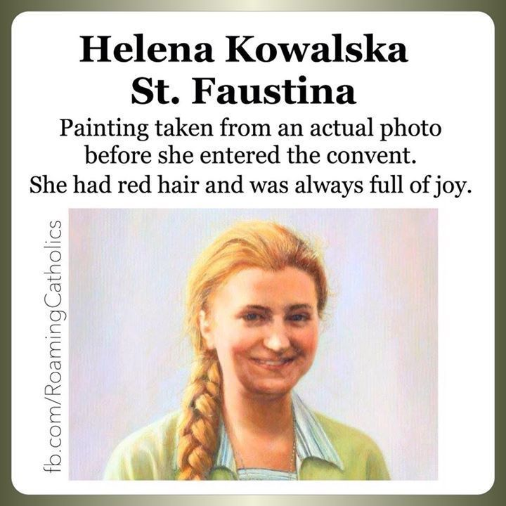 Happy Memorial of St Faustina Kowalska – October 5 #pinterest #stfaustina Faustina died of tuberculosis in 1938. After her death the Divine Mercy devotion has grown steadily. With the support of Pope John Paul II, it became popularly established throughout the entire church. Faustina........