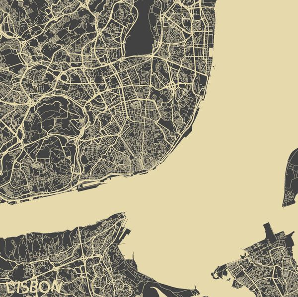 Europe - Maps on Behance