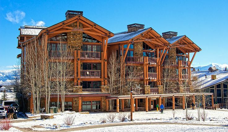 Hotel Terra in Jackson Hole, Wyoming.