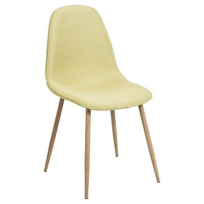 Porter Mid Century Modern Dining Chairs - Green (Set of 2 ...