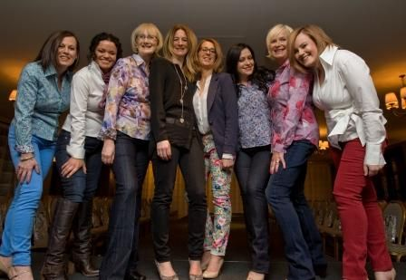 Stick & Ribbon Charity Fashion Show hosted at The Nottinghamshire