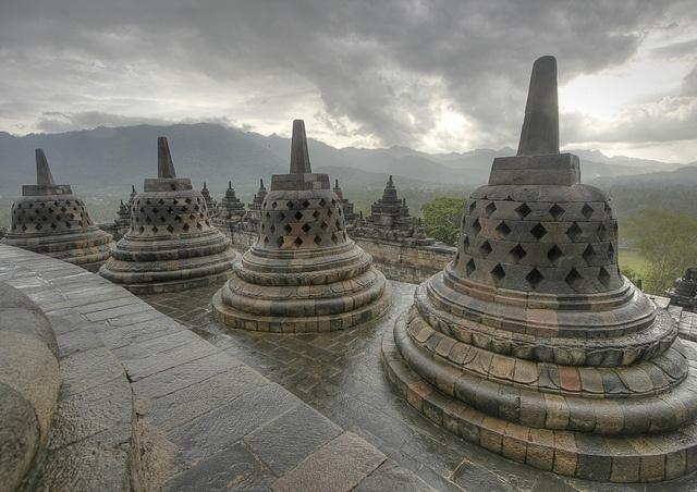 Indonesia, Borubudur