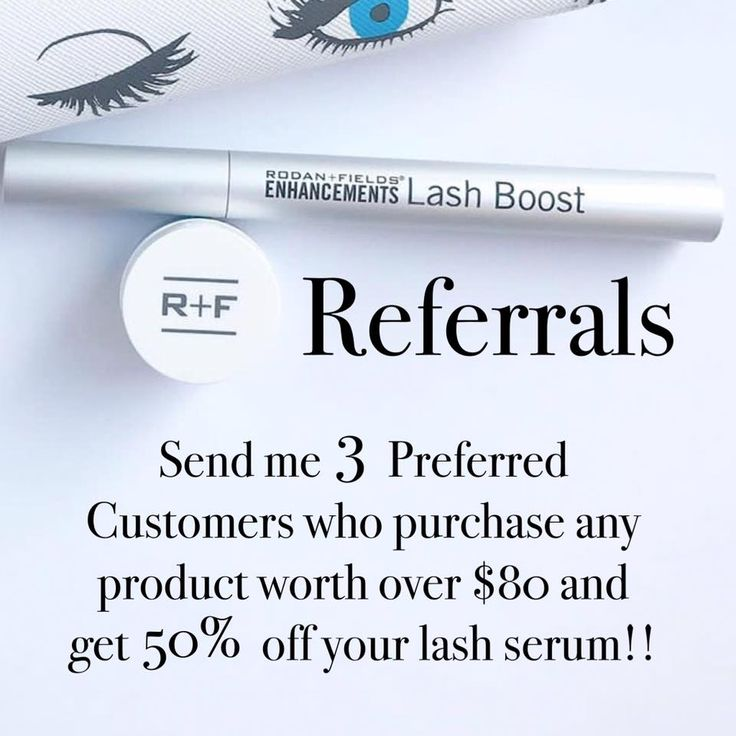 Rodan and Fields Lash Boost really works!!!   jbweibel.myrandf.com