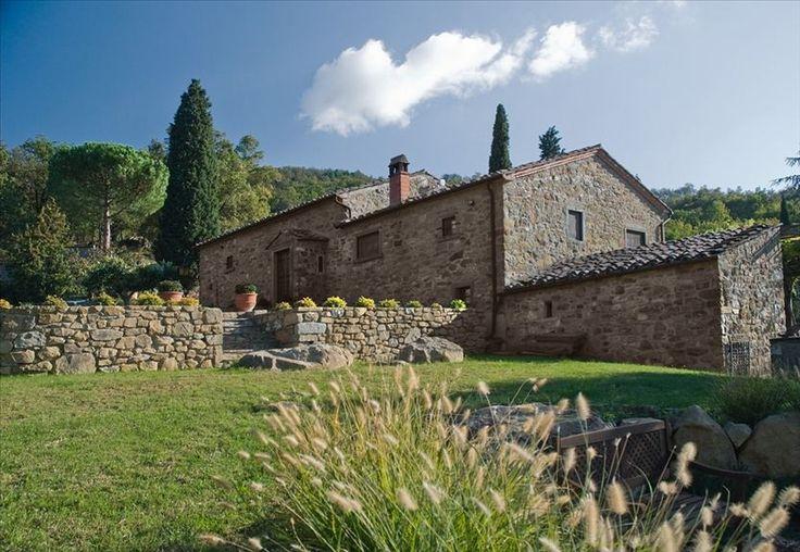 Farmhouse vacation rental in Cortona from VRBO.com! #vacation #rental #travel #vrbo check it out!: Tuscany Farmhouse, Century Farmhouse, Farmhouse Vacations, Cooking Class, Farmhouse Villas, Front Of House, Cortona Italy, Comforter Tuscany, Il Rifugio