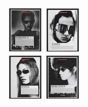 Sanja Ivekovic Women's House (Sunglasses) Last Christie's First Open Sale in London