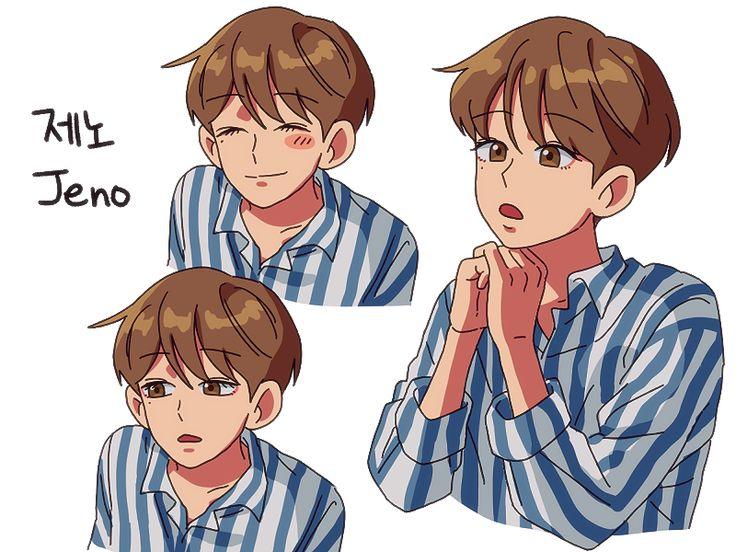 봉투 on Twitter in 2020 | Fan art, Kpop fanart, Cute drawings