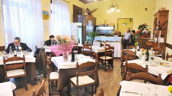 Da Cinzia, nuova sede ma nel cuore e in cucina l'Abruzzo rimane il re