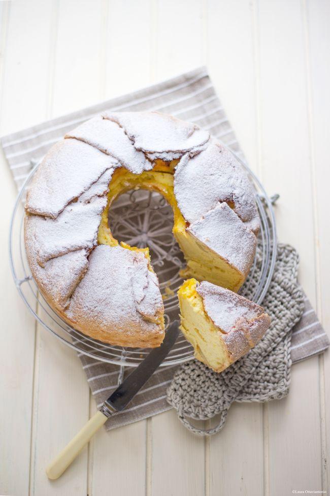 Ricotta Showerheads - Soffione Di Ricotta | Taste Abruzzo - Pasqua E Un Dolce Tipico Abruzzese