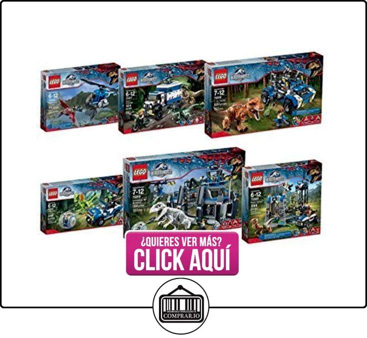 2015 New Lego Jurassic World 6 Kinds of Package Sets 75915 75916 75917 75918 75919 75920 by LEGO Jurassic World  ✿ Lego - el surtido más amplio ✿ ▬► Ver oferta: https://comprar.io/goto/B01LW0KQS2