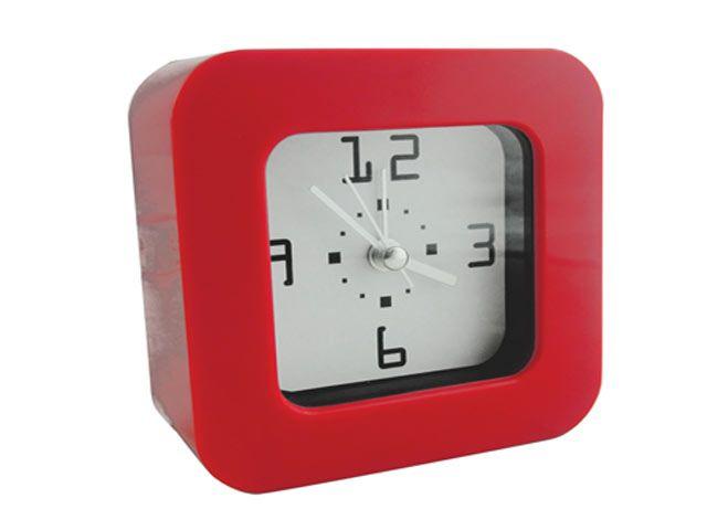 Desk Square Clock at Desk clocks | Ignition Marketing Corporate Gifts