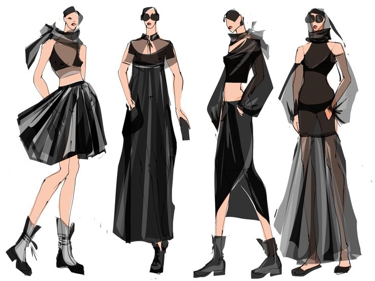 Fashion & Illustration