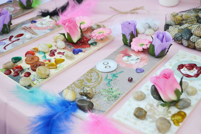 Activities at a Fairy Party #fairyparty #activities