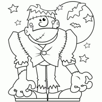 halloween monster free n fun halloween from oriental trading halloween coloring pagescoloring