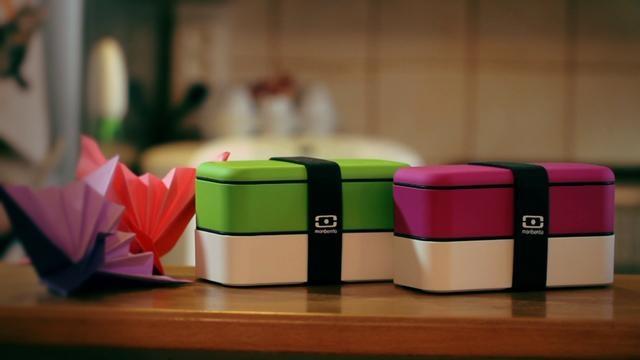 monbento® avec mademoiselle.m by monbento. Découvrez un making of d'un des recettes du livre les carnets de monbento, recette karaben.