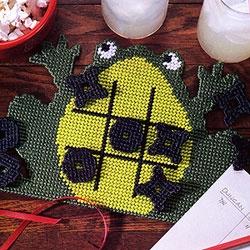 Tic Tac toe in plastic canvas: Tic Tac Toe, Crafts Ideas, Canvas Projects, Games Plastic, Plastic Canvass, Patterns Epattern, Tic Tac Toad Games, Plastic Canvas Patterns, Canvases