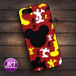 Mickey Mouse 003 - Phone Case untuk iPhone, Samsung, HTC, LG, Sony, ASUS Brand #disney #phone #case #custom #mickeymouse