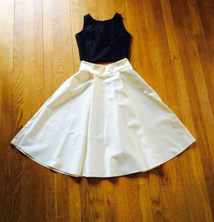 Japanese Silk Crop Top & Midi Skirt Set
