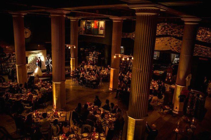 The Last Book Store - alucinante salon de bodas. No te pierdas los mas originales lugares para bodas en Los Angeles