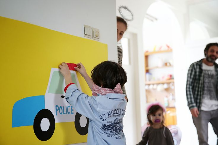 My Lovely Mess: POLICE birth day party