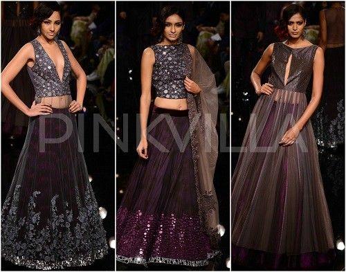 hotra collection for Lakme Fashion Week Winter/Festive 2014 | PINKVILLA /// Manish Malhotra collection for Lakme Fashion Week Winter/Festive 2014 | PINKVILLA