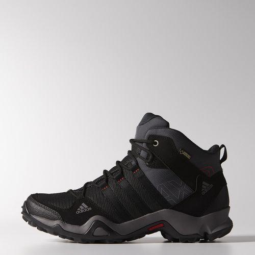 adidas Zapatos para Outdoor AX2 Mid GTX - Black | adidas Mexico