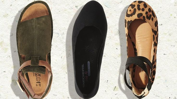 If you have bunions these shoes offer total comfort
