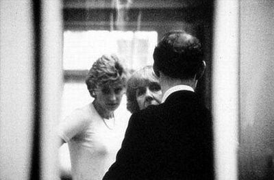 Princess diana with camilla parker bowles and prince charles.....