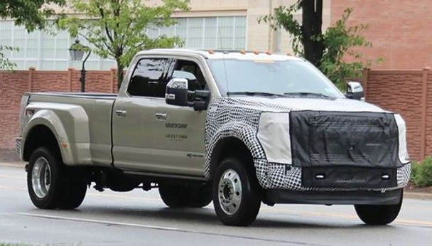 2020 Ford F-250 Prototype | Ford super duty, 2019 ford ...