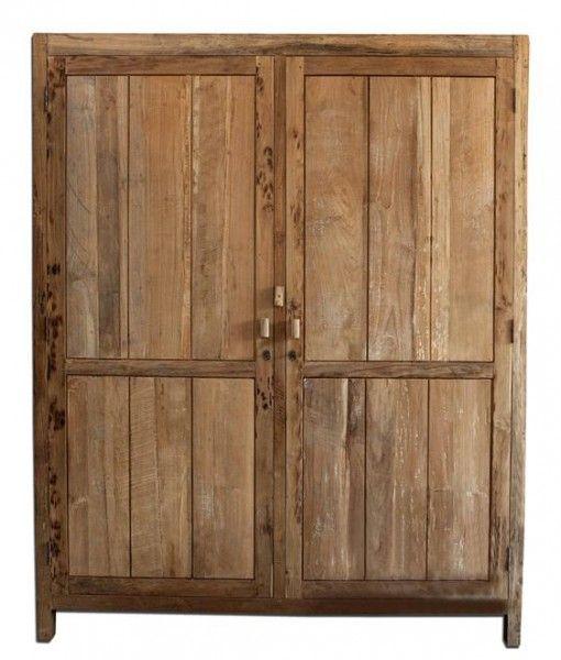 Cabinet Reclaimed Teak Wood XL