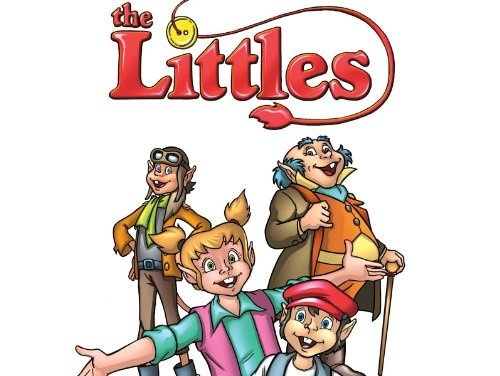 We are the littles.....