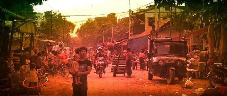 ミャンマーの古都マンダレーが食の都であることは、あまり知られていない。