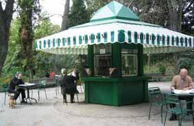 Biblioteca Quiosque do Jardim da Estrela