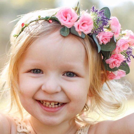 17 Best Ideas About Black Flower Crown On Pinterest: 17 Best Ideas About Baby Flower Crown On Pinterest