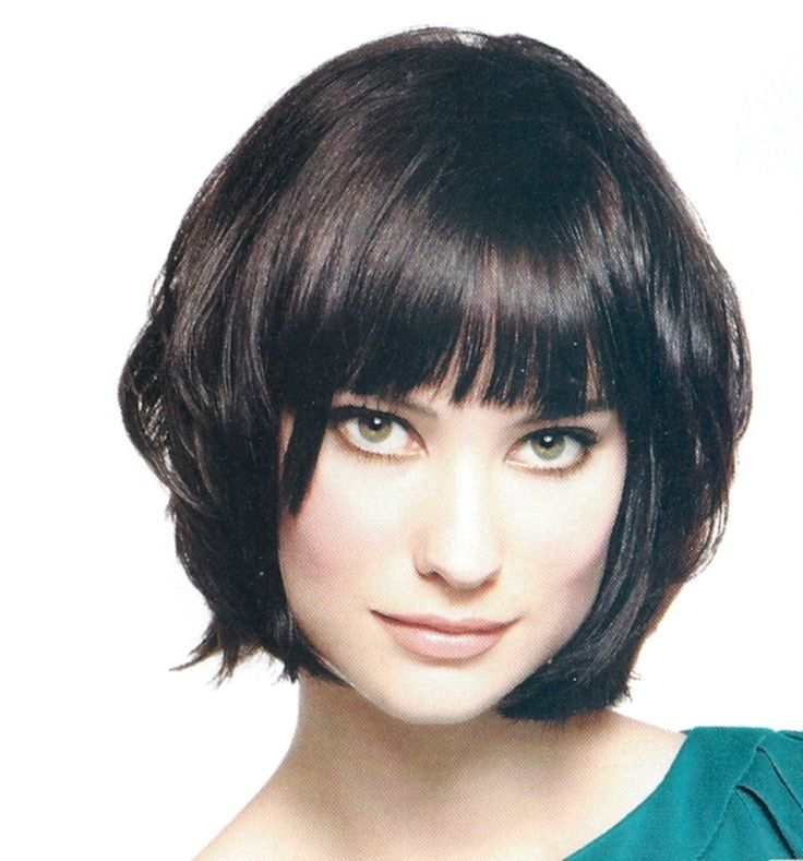 chin length bangs are a part of layered hairstyles long layers add chin length chin length styles pinterest